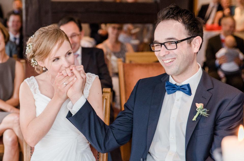 Ariane & Kai - wunderbare Eichsfelder Hochzeit