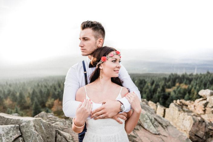 Svenja und Ben Fotografie Hochzeitsfotos Hochzeitsfotograf Goslar
