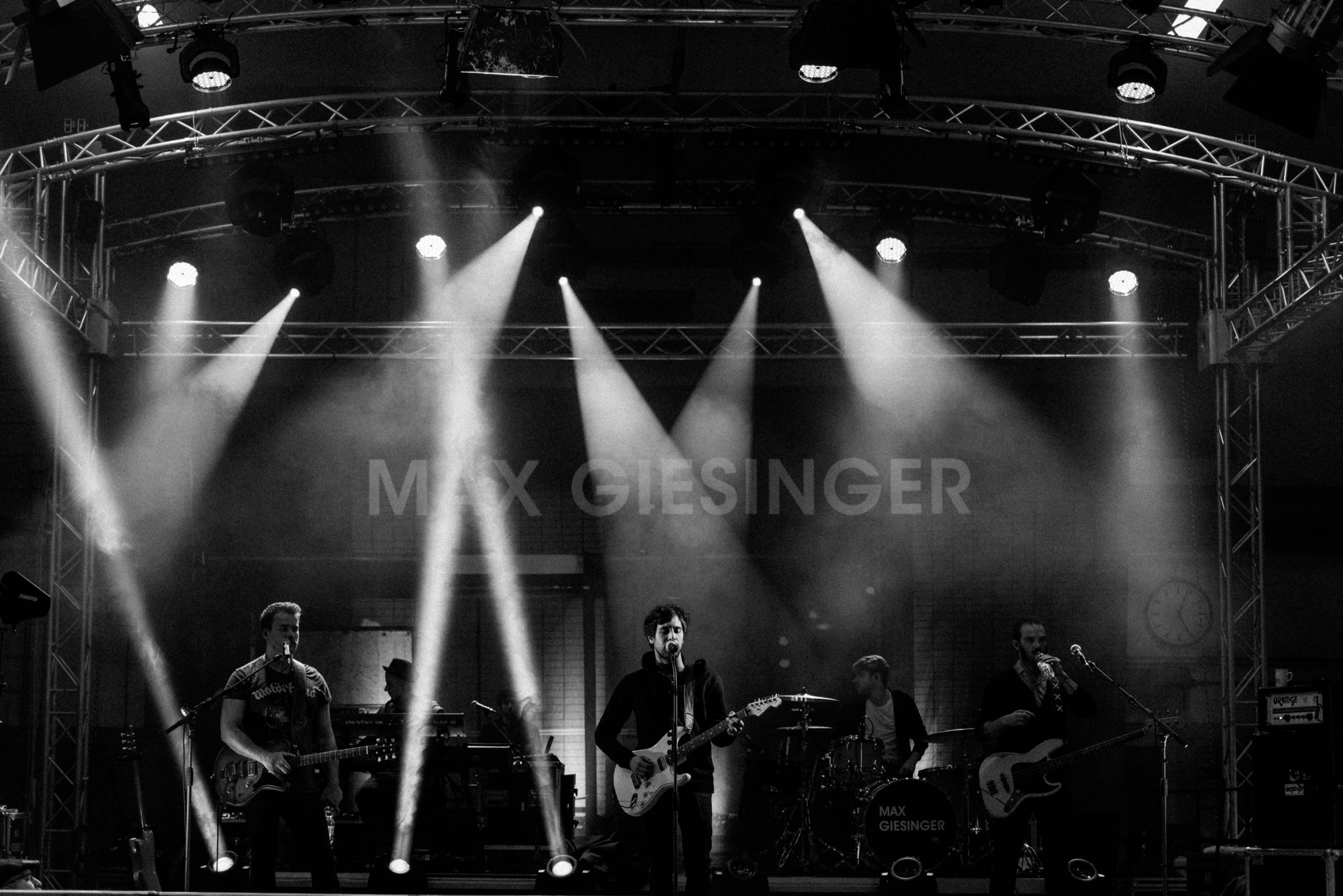 Max Giesinger beim Miners Rock Svenja und Ben DieDrehen