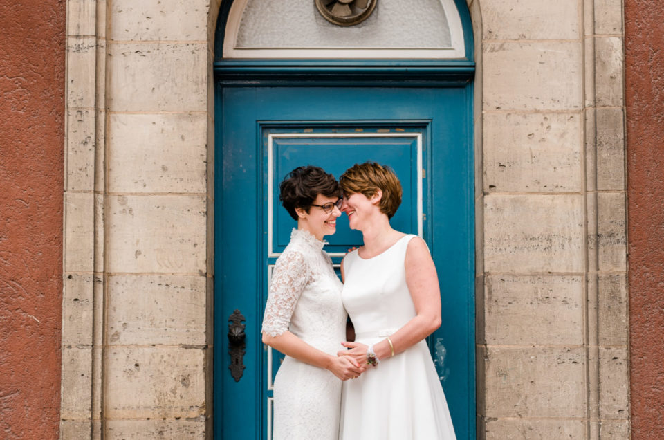 Inga & Maren Hochzeit in Hannover
