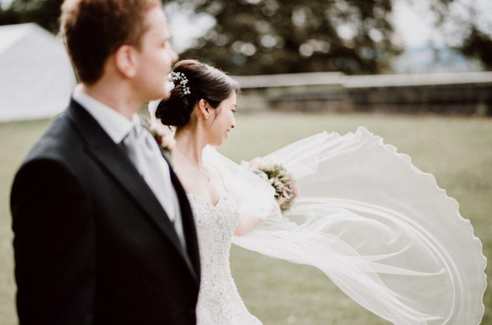 May & Hanno's Hochzeit